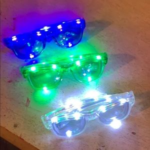 Other - Light-up Glasses